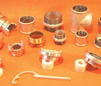 Fittings adaptor kit