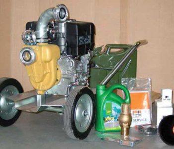 """Self Priming Water Pump Kit 3"""""""