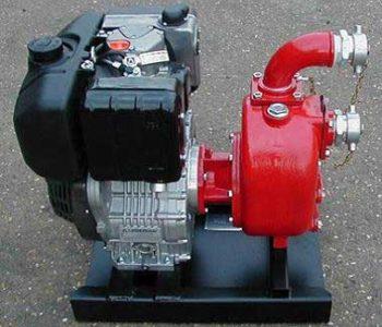 Swallow S45 Fuel Transfer Pumps