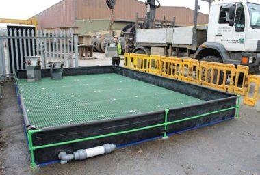 Bund Linings & Spill Control