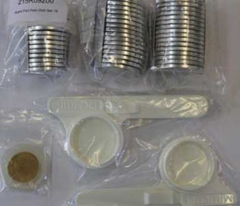 Spare parts for delagua water test kits