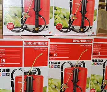 15L Manual Backpack Insecticide Sprayer