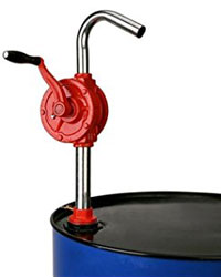 Hand Pump for Oil Barrels