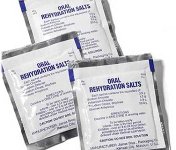 Oral Rehydration Sachets