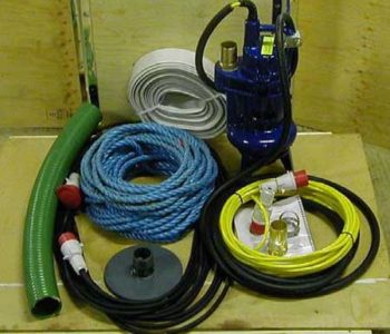 Electrical Desludging Pump Kit - Electrical