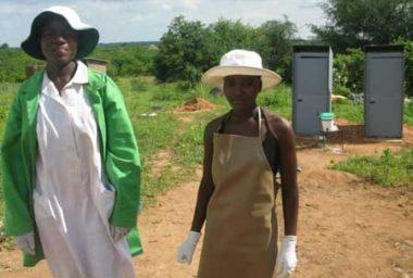Latrines, Handwashing & Sewage Control