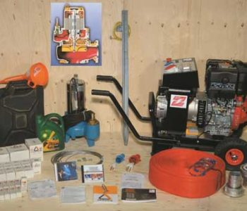 Submersible Sewage Pump Kit