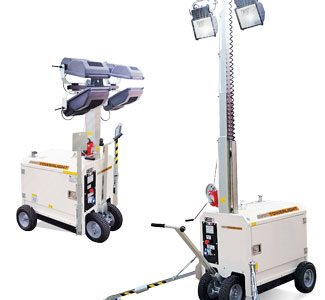 Portable Diesel Towerlight