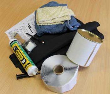 Pond Repair Kit for Wet and Dry repairs