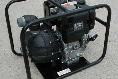 Petrol Driven Pumps