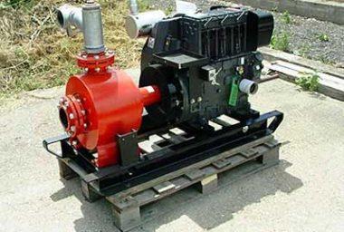 Diesel Driven Pumps