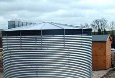 Storage Tanks: 1,960 to 50,000 Litres