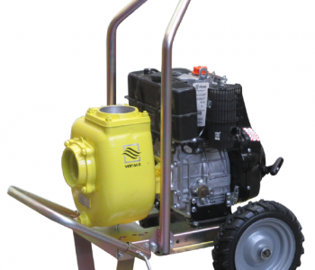 VAR Range self priming centrifugal pumps