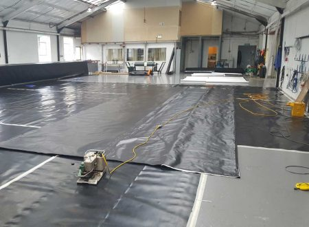 Made to Measure Landflex ZR60 Gasproof Barrier